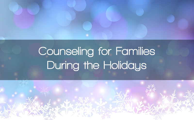 Clarkston Family Counseling During the Holidays